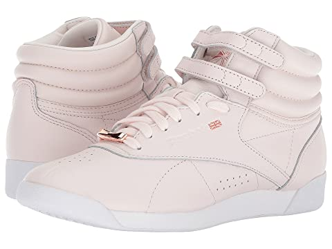 15de072629cf6 Reebok Lifestyle Freestyle Hi Muted at 6pm