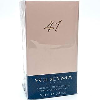 Yodeyma 41 (Yodeyma DELICE) Eau de Toilette Pour Femme 100 ml