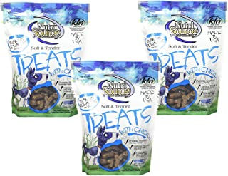 nutrisource treats with chicken