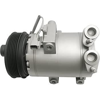 For Ford Escape /& Mercury Mariner Reman AC Compressor /& A//C Clutch BuyAutoParts 60-01947RC Remanufactured
