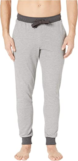 Melange Mix Terry Sweatpants