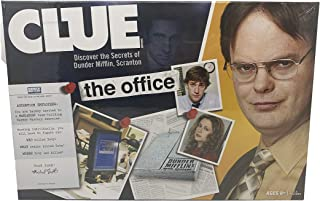 clue the office edition board game