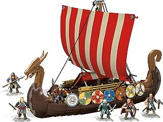 mega bloks viking ship