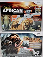 wii u dangerous hunts 2013