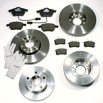 Hinten Bremsbel/äge Vorne Autoparts-Online Set 60004459 Bremsscheiben//Bremsen