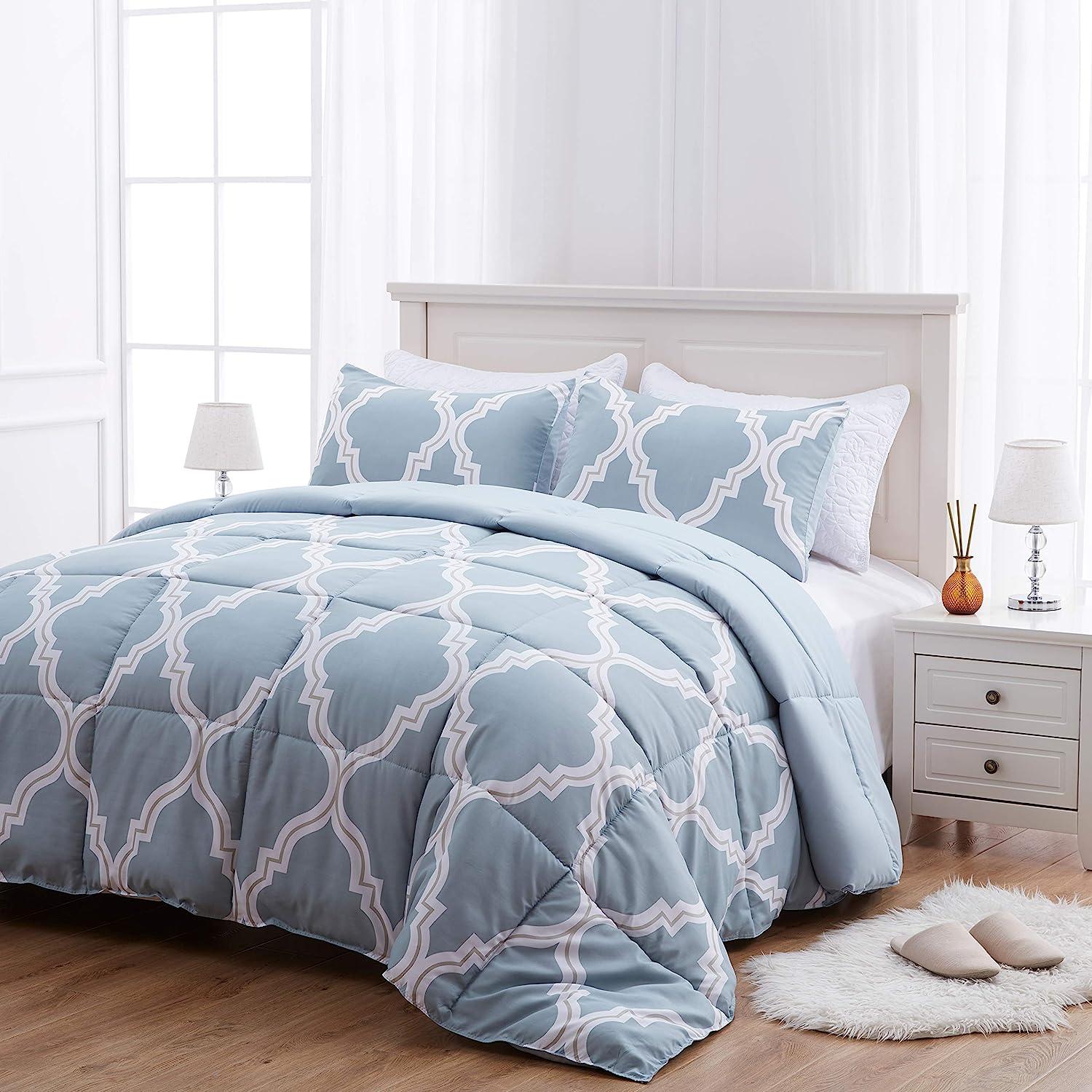 SEMECH Twin Down Comforter Bedding NEW Set Comfort Memphis Mall Alternative