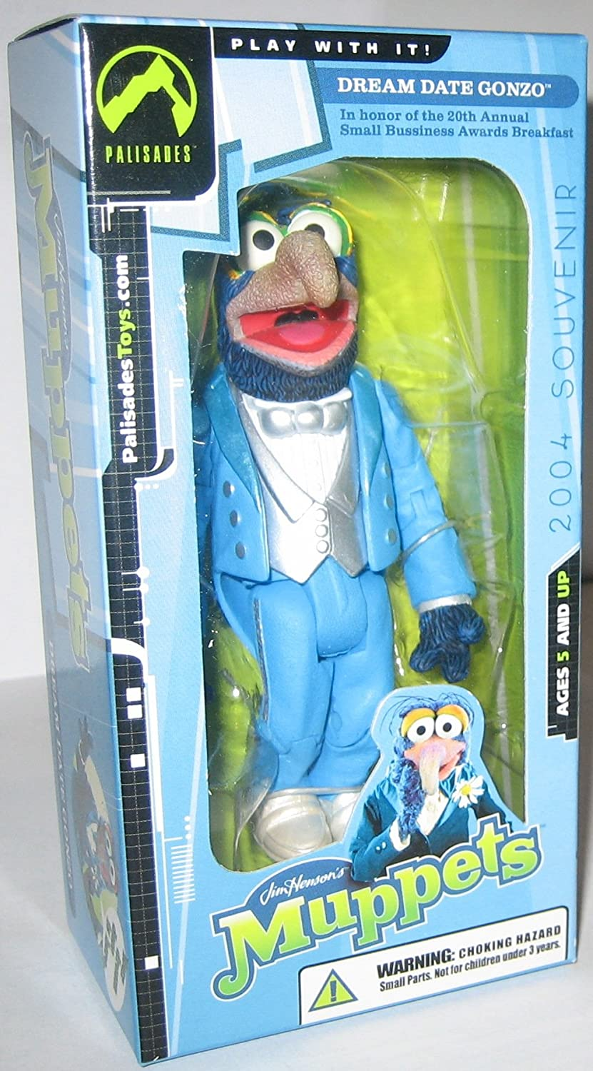 Palisades Toys The Muppet Show Dream Date Gonzo Palisades