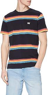 Wrangler Men's Rainbow Tee T-Shirt
