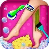 Princess Leg Spa Salon - Free Girls Game