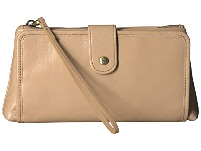 Hobo Cleo (Parchment) Clutch Handbags