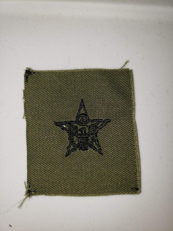 Fees free!! Vintage Reproduction K0720 Regular dealer Vietnam US Army Branch Emblem Cloth G