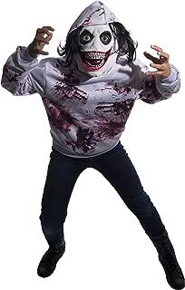 Rubie's Creepy Pasta-Go to Sleep Children's Costume, na, Medium