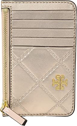 Georgia Metallic Card Case