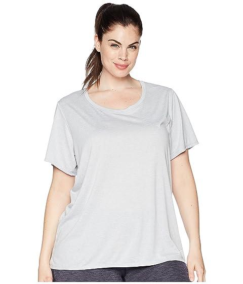 White Dry Camiseta tamaño Wolf White 3X entrenamiento Grey 1X de Nike wwT41OqSv