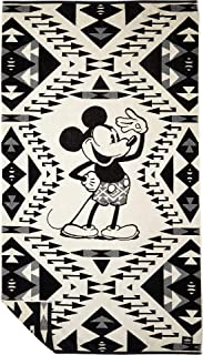 Pendleton Unisex Oversized Jacquard Spa Towel Mickey's Salute One Size