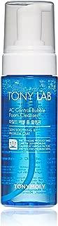TONYMOLY  AC Control Bubble Foam Cleanser, 5 Fl Oz