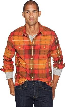 Two-Pocket Workwear Shirt