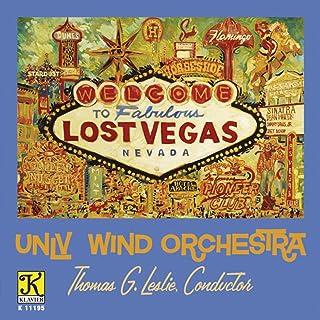 Lost Vegas UNLV Wind Orchestra Series