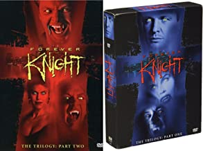 Forever Knight The Trilogy Part One and Two 11-Disc Box Set Horror Vampire TV Series Bundle