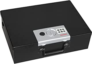Honeywell 6110 Large Fire Resistant Digital Steel Security Box 13.9 litres