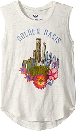 Golden Oasis Muscle Tee (Toddler/Little Kids/Big Kids)