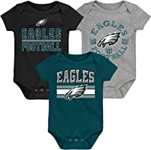 Philadelphia Eagles Super Bowl Champions Baby Short Sleeve Bodysuit