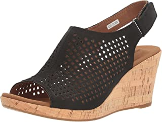 Rockport BRIAH PERF SLING womens Wedge Sandal
