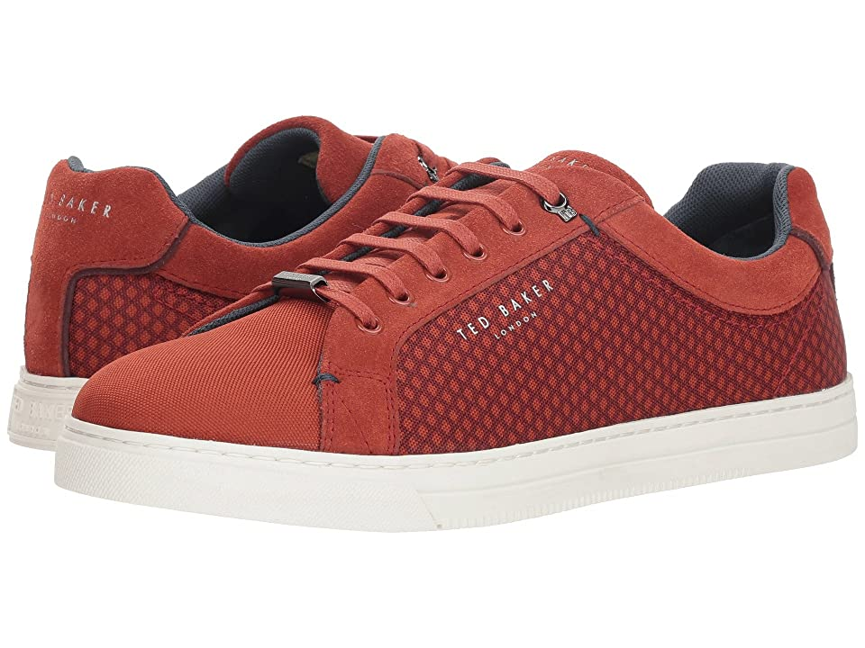 Ted Baker Sarpio (Dark Orange) Men