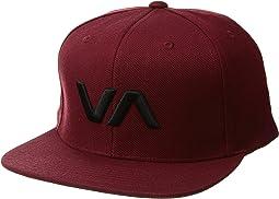 RVCA - VA Snapback II