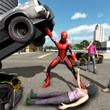 Flying Spider Hero - The Super Hero Game 2021