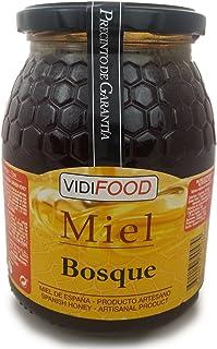 Miel de Bosque - 1kg - Producida en España - Alta Calidad,