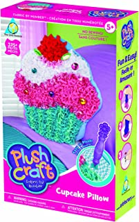 ORB Plush Craft Cupcake Pillow
