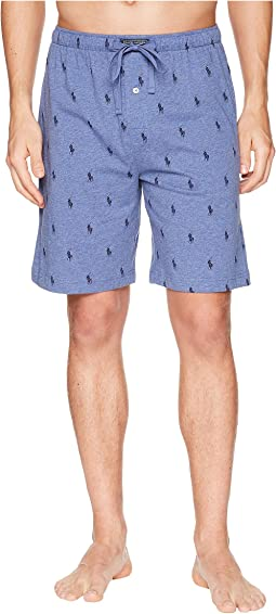 Polo Ralph Lauren 1/20 Knit Sleep Shorts