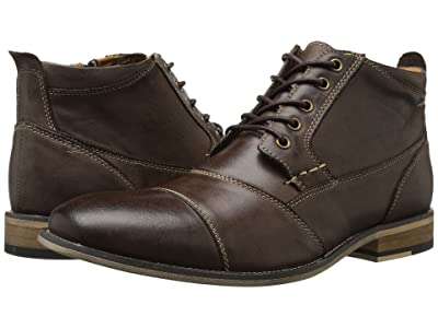 Steve Madden Jabbar (Dark Brown) Men