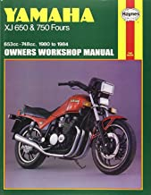 Yamaha XJ650 & 750, '80-'84 Technical Repair Manual (Haynes Repair Manuals)