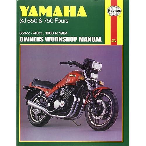 1983 yamaha maxim 750 wiring diagram yamaha xj650   750  80 84  haynes repair manuals  haynes  yamaha xj650   750  80 84  haynes