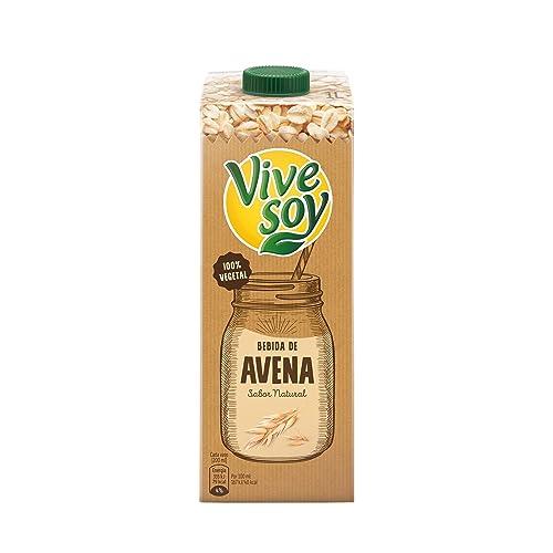 Vivesoy - Bebida de avena - 1 L - , Pack de 6