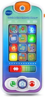 VTech Touch & Chat Light-Up Phone (English Version)