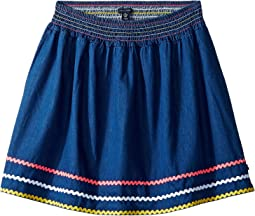 Ric Rac Skirt (Big Kids)
