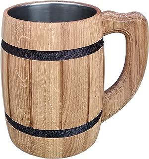 Best renaissance wooden mugs Reviews