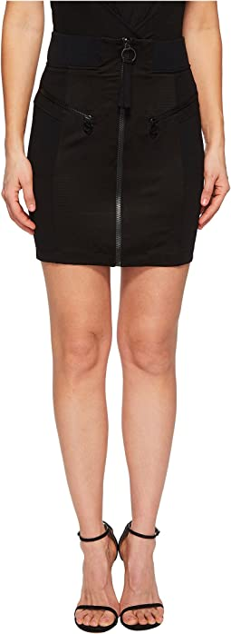 Versace Jeans Color Block Skirt