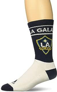 adidas MLS Men's Team Name & Logo Crew Socks