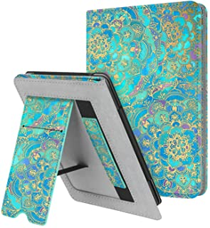 FINTIE Custodia per Kindle Paperwhite (10ª Generazione 2018 & all Paperwhite Generazione) - Premium PU Stand Cover Protett...