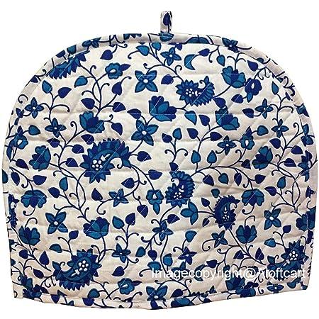 Blue Moon Teapot Cozy Blue Vine Tea Cozy Double Insulated Tea Cozy