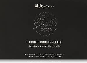 BH Cosmetics Studio Pro Ultimate Brow Palette
