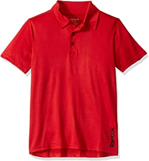 Reebok Boys' Big Polo Shirt