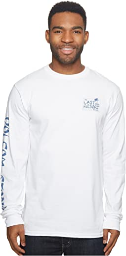 Last Resort Long Sleeve Tee
