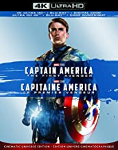 CAPTAIN AMERICA: THE FIRST AVENGER [Blu-ray] (Bilingual)