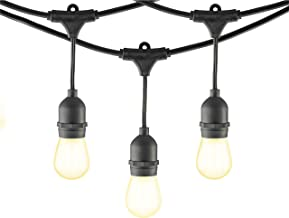 Mr. Beams String Lights, 2W S14 Bulb