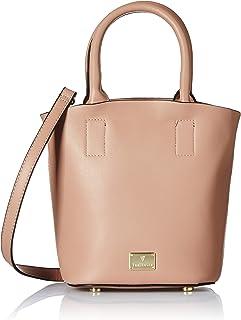Van Heusen Women's Sling Bag (Salmon Pink)
